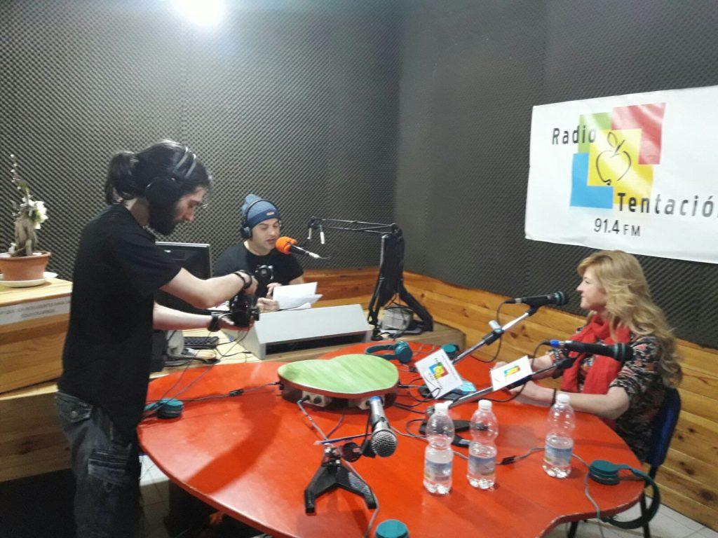 entrevista radio tentacion