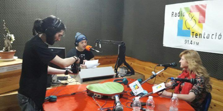 Entrevista en Mindalia Televisión