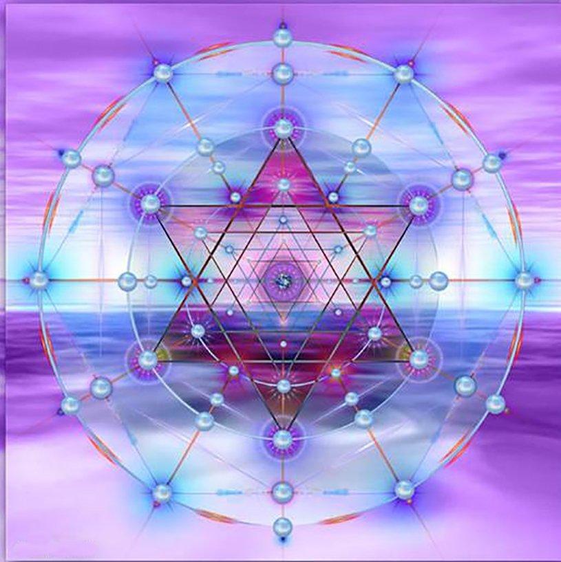 numerología holograma