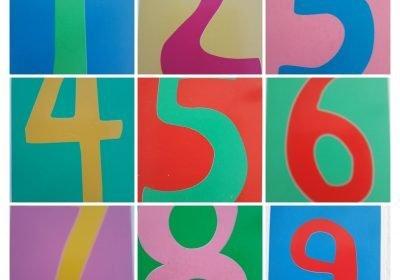 Curación por los números