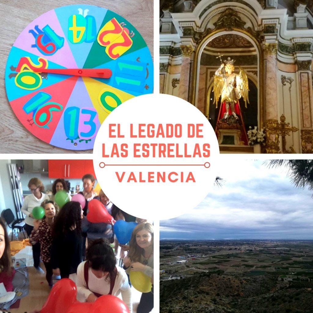 el legado de las estrellas en Valencia