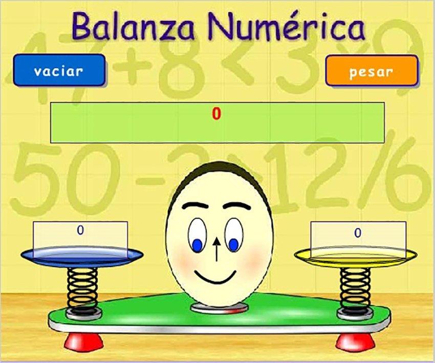 balanza numerologia