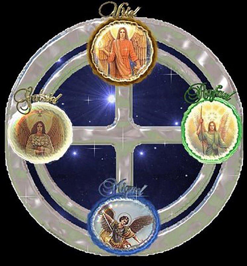 4 arcangeles
