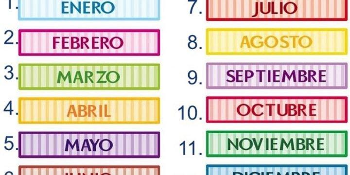 Que significa el mes de tu nacimiento
