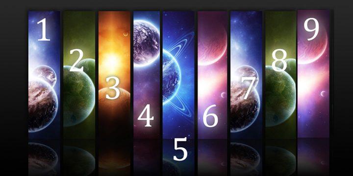 Numerología y Astrología: ¿Qué planeta  esta  actuando en  tus periodos de vida?