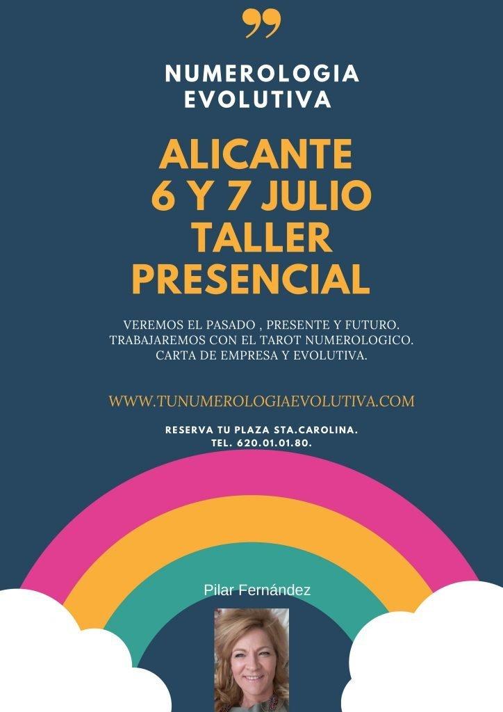 Terapias de Numerología - Pilar Fernández Numerología