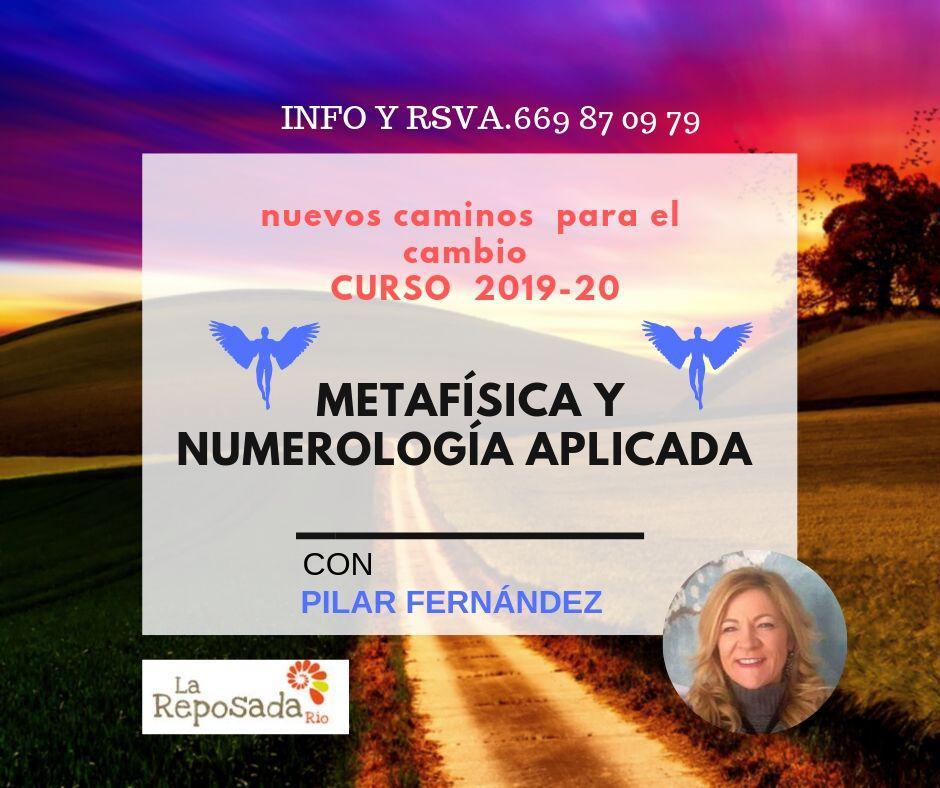 cursos presenciales numerología Madrid