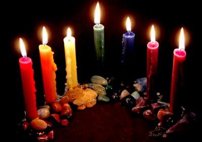 Los rituales de las velas Numerológicas