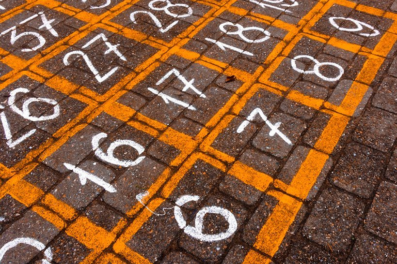 parrilla numerologica