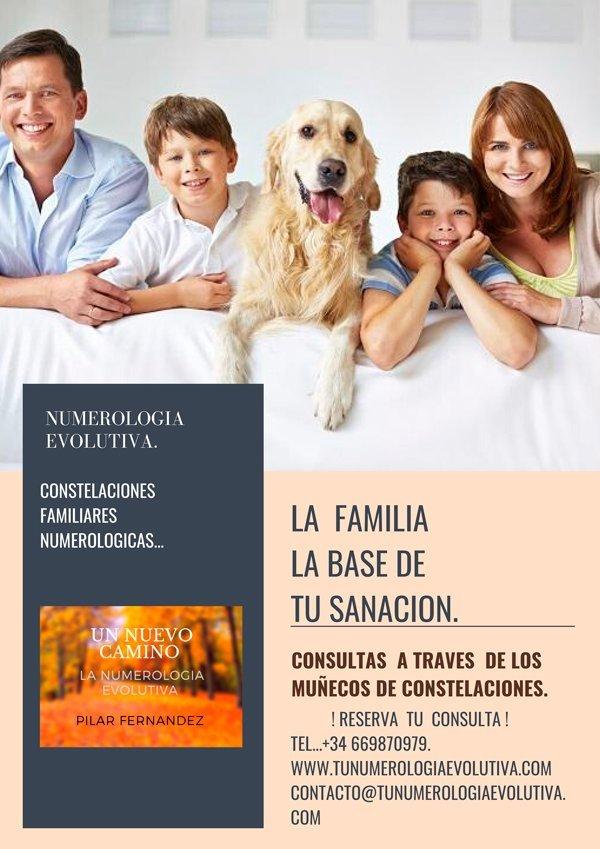 curso de sanación familiar