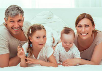El equilibrio de una familia
