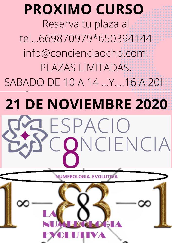 curso presencial de numerologia en madrid