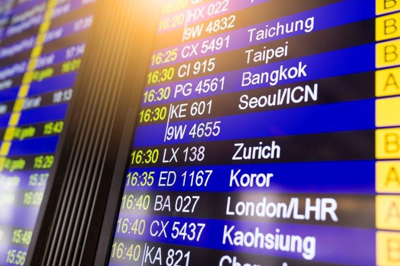 significado de los números de tu vuelo